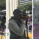 Film and Media team cover the Marching 100: Video