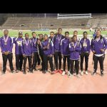Varsity Track Earns 2nd Overall at District Meet: Video