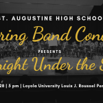 Spring Band Concert – A Knight Under the Stars: April 28