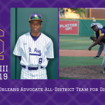 Mims named to the The New Orleans Advocate All-District Team