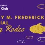 Quarterback Club of hosts Bradley M. Frederick Memorial Fishing Rodeo