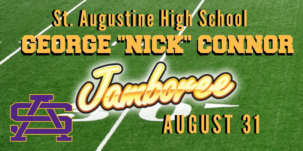 "St. Aug hosts George ""Nick"" Connor Jamboree"