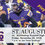St. Augustine vs. Rummel – Quarterfinal playoff game
