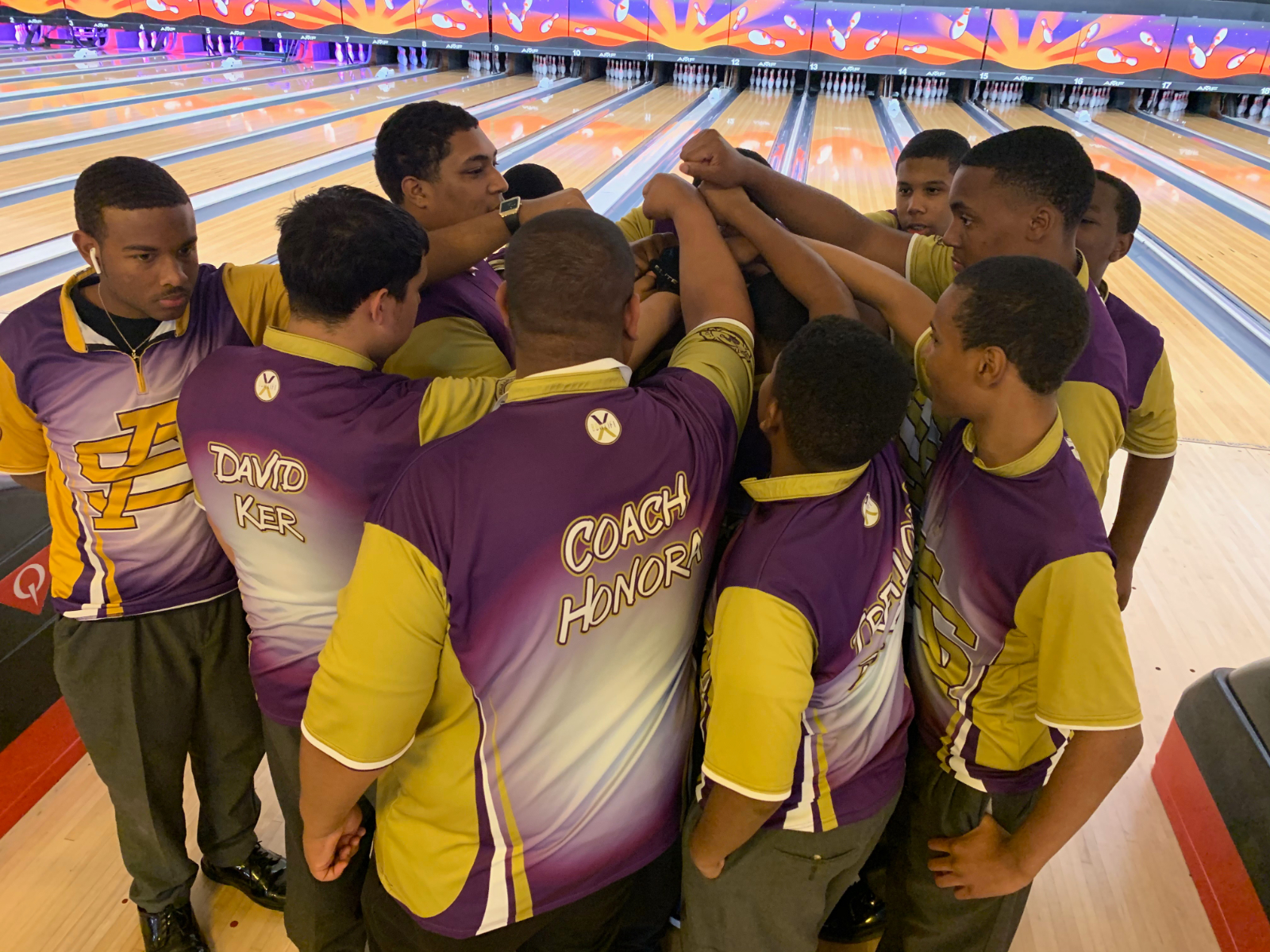 St. Aug Bowling is ready for the Season