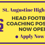 Open Position: Head Football Coach