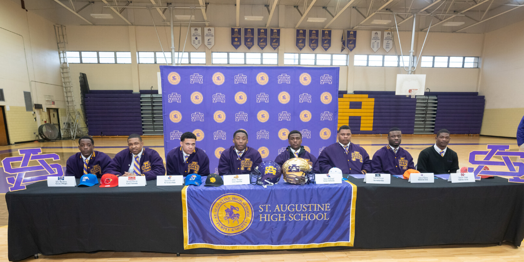 Eight Student-Athletes Sign Letters of Intent