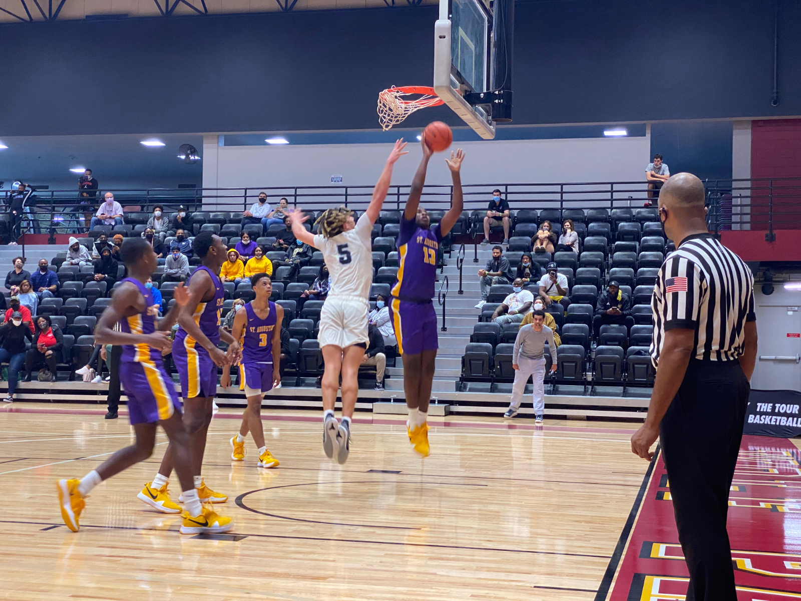 FESTSGIVING Day 1: Purple Knights take the win over Zachary