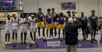 Purple Knights are State Indoor 4×200 Relay Champs: VIDEO