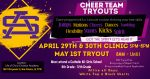 St. Augustine – Cheer Team Tryouts