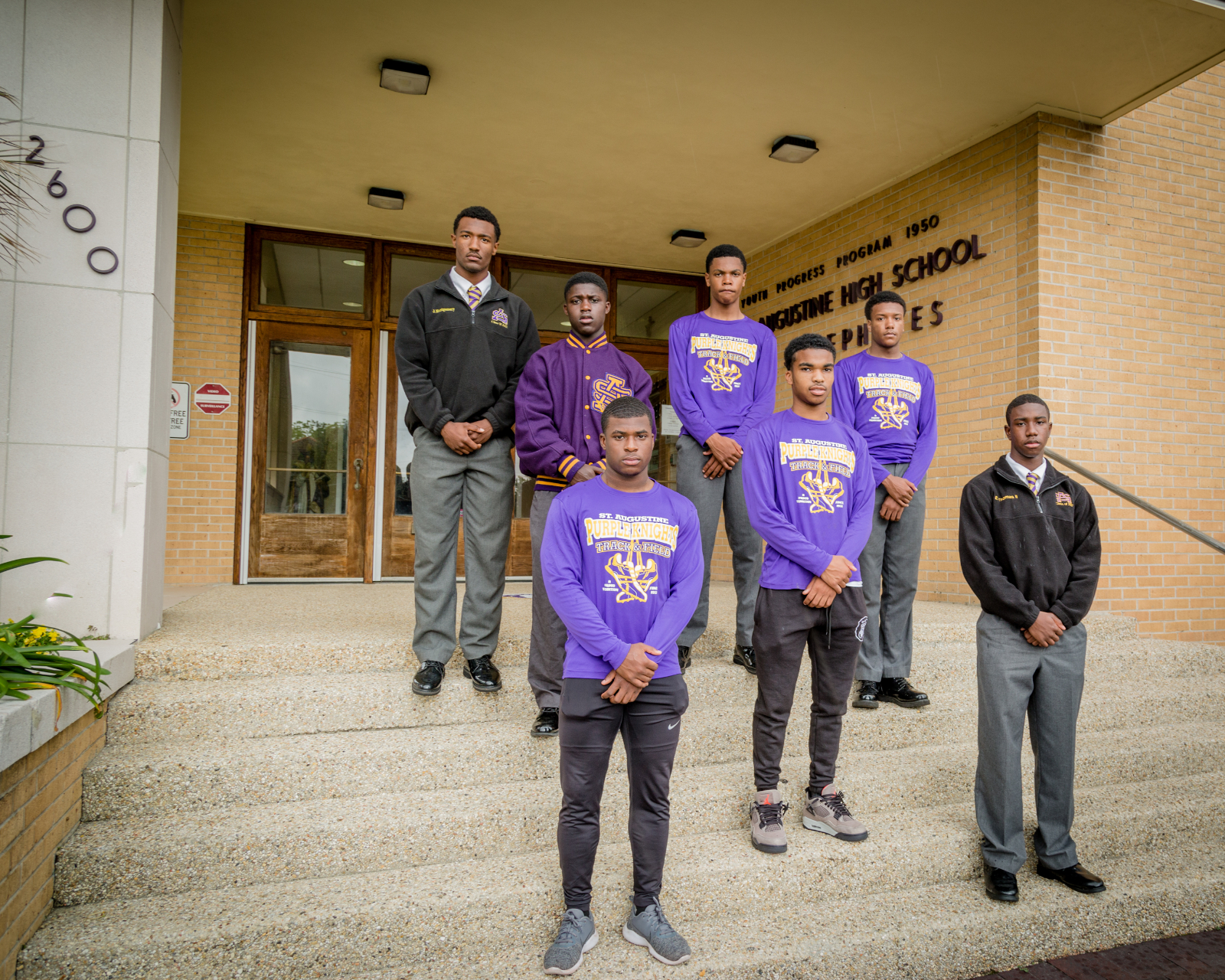 St. Aug Track headed to State Meet