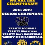 SWD – WE ARE THE Champions!