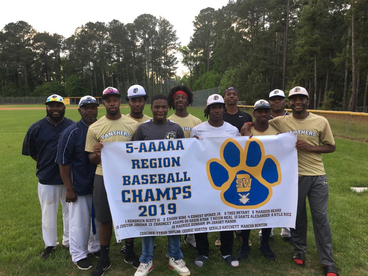 GHSA State Baseball Playoffs
