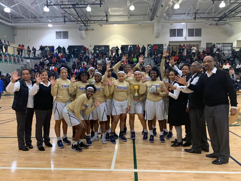 A huge congrats to the FIVE time Girls Varsity Basketball 5A Region Champs. On to the State Tournament.