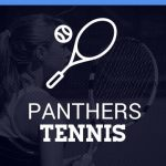 Lady Panthers gets win over Bulldogs in Girls Tennis