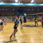 Volleyball takes 3 from James Kenan