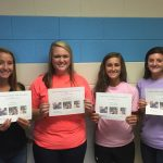 East Duplin Softball Players Get Recognized.