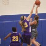 South Haven High School Girls Varsity Basketball beat Plainwell Schools 43-37