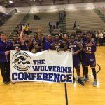 Boys Basketball Wins Wolverine Conference Championship!!