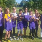 Baseline Cross Country Team Finds Success at Fenn Valley Invitational
