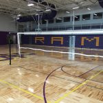 High School Gym Reopens