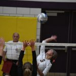 Lady Rams Victorious in New Gym
