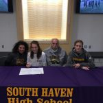 Paisley Sipes Signs With Western Michigan University