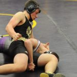 Varsity Wrestlers Place at Galesburg-Augusta Invite