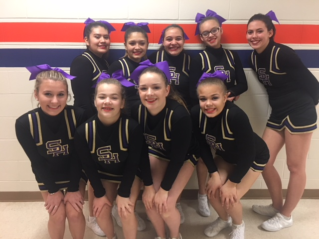 South Haven Comp Cheer Team Places in Invitational