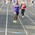Highlights From Track Regional Meet