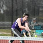 Tennis Results vs. Three Rivers