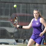 Results for Girls Tennis Conference Tournament