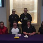 Baseball Standout McCauy Marr Signs with LMC