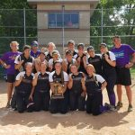 Ram Softball Wins District Title