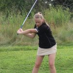 Lady Ram Golfers Finish 3rd at Conference Championship