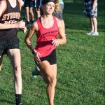 Summer Corke Represents South Haven in XC Finals
