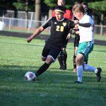 High School Soccer Practice