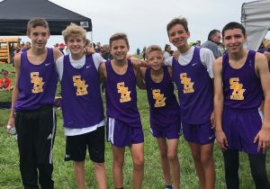 Middle School Cross Country 2018