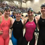 Swimmers Have Success at MISCA Meet