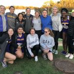 Girls Varsity Cross Country finishes Runner-up at Wolverine Conference Meet