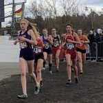 Marnie Frost Finishes XC Season At The State Finals