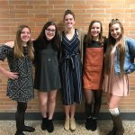 Lady Ram Swimmers Head to State on Friday