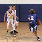Boys Middle School Basketball Gallery