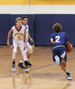Boys Middle School Basketball Gallery