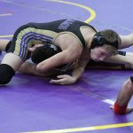Wrestling Wins Twice on Wednesday Night