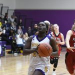 Lady Rams Basketball Loses to Benton Harbor