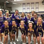 South Haven Cheer Finds Success in Lawrence