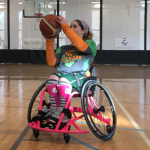South Haven's Kaiden Cole Wins Wheelchair Basketball Tourney