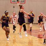 Girls Varsity Basketball beats * Paw Paw 42 – 19