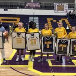 Girls Varsity Basketball falls to * Plainwell Schools (Girls Senior Night) 47 – 42
