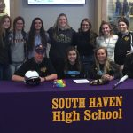 Softballer Macy Jenks Signs With KVCC